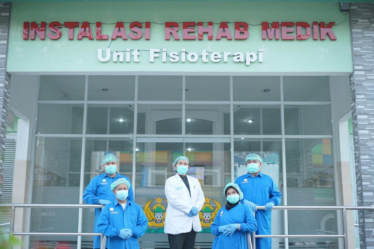 RST dr. Soedjono Memperingati Hari Fisioterapi Dunia 2021